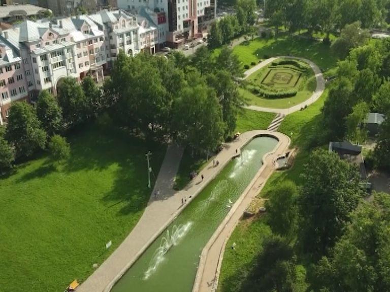 Активисты проекта «Киров меняется» обсудили идею каскада оврагов