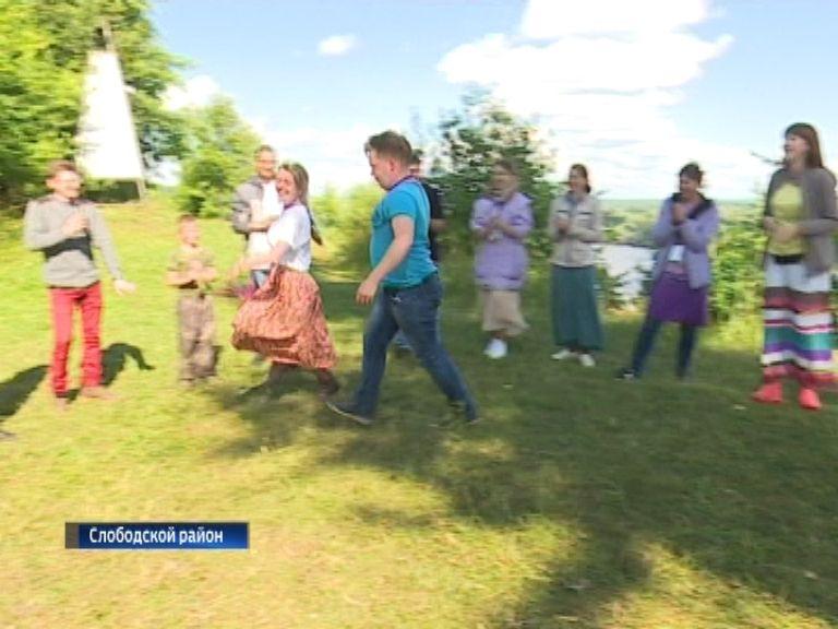 Православная молодежь собралась на форуме в Никульчино