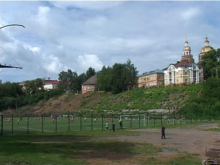 Шульгин озвучил интерес по благоустройству стадиона «Трудовые резервы»