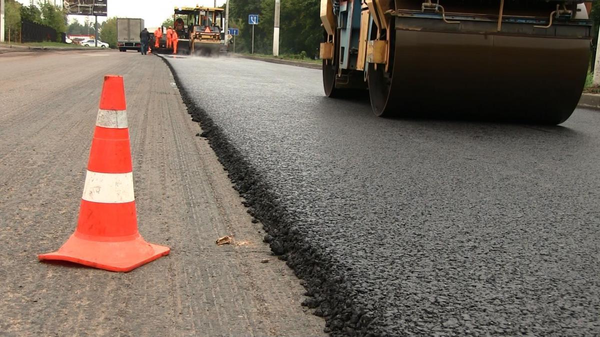 В Кирове продолжается ремонт девяти улиц.