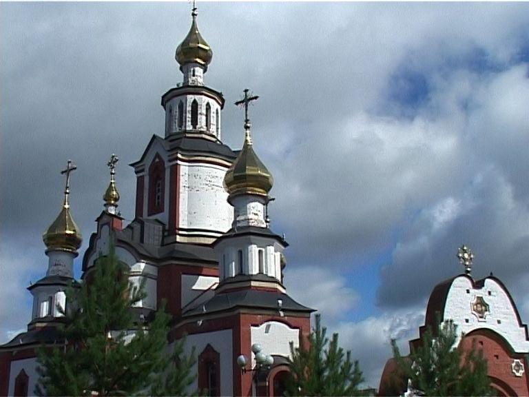 Православная церковь встретила Медовый Спас