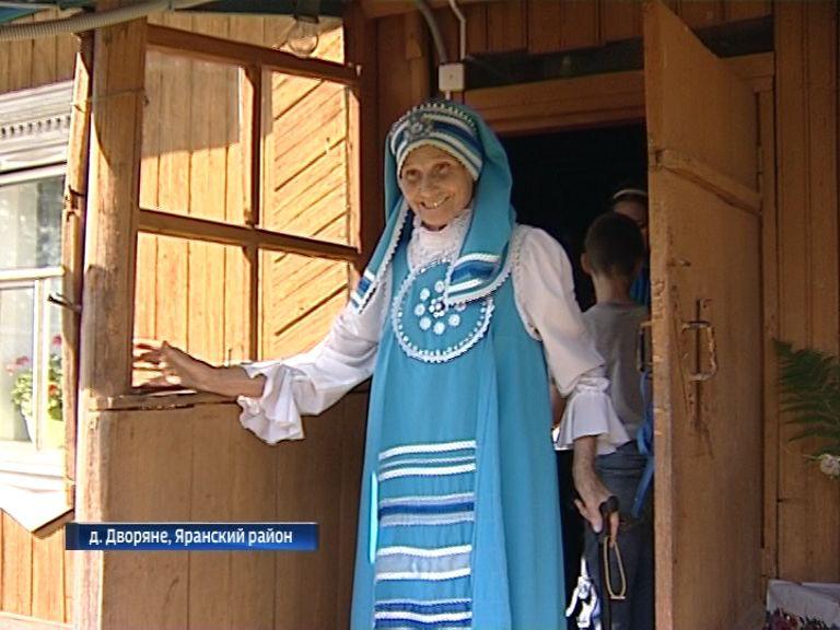 Деревня Дворяне участвует в конкурсе «Вятская провинция – красота деревенская»