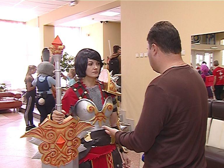 В Кирове прошел фестиваль молодежных увлечений «AiO»