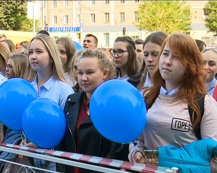 Игорь Васильев поздравил студентов ВГСХА с началом учебного года
