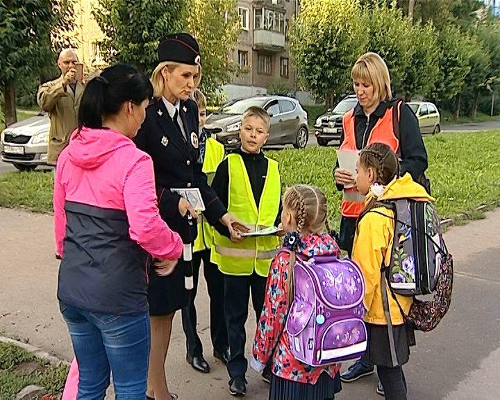В Кирове на дороги вышел родительский патруль