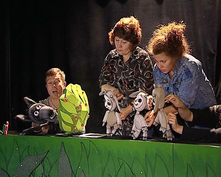 Кировский театр кукол готовится к премьере спектакля