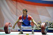 Кировский штангист завоевал бронзу чемпионата России.