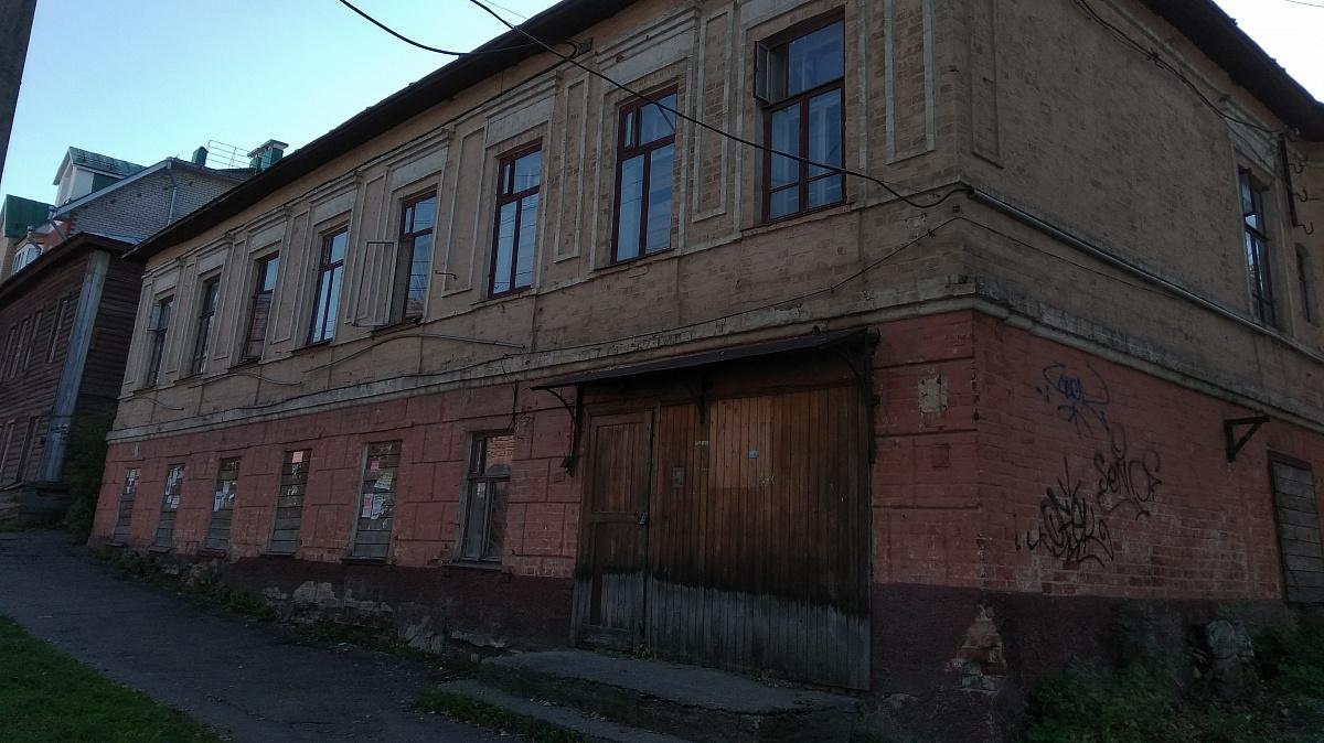 В Кирове восстановят дом художника Дмитрия Чарушина.
