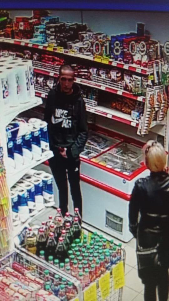 В Кирове ищут похитителей бутылки виски.