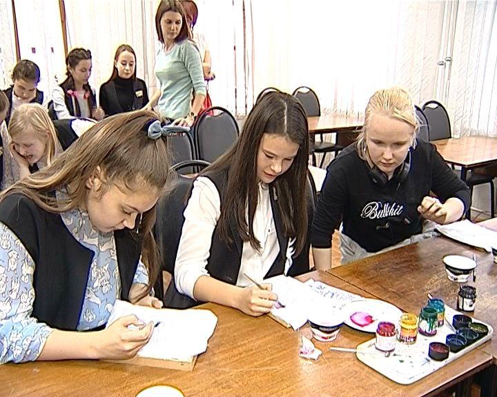 Образовательный проект для школьников «Палитра творческих профессий»