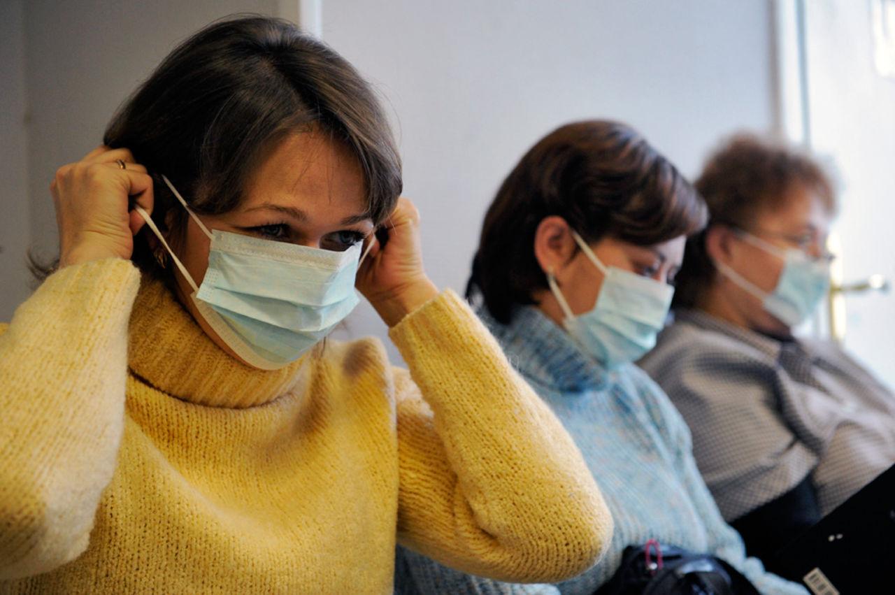 За неделю ОРВИ заболели 5246 кировчан.