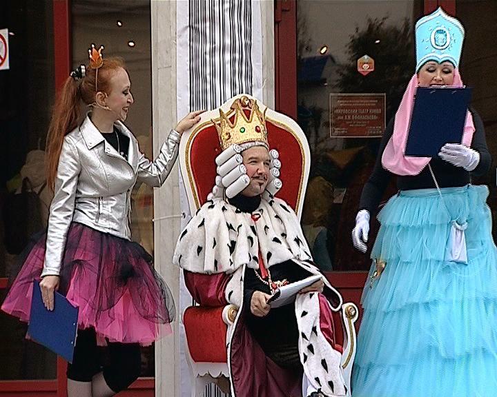В Кирове проходит фестиваль кукольных театров
