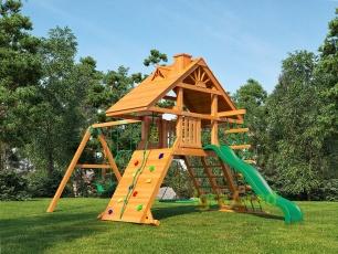 В Кирове появятся новые экологичные детские площадки.