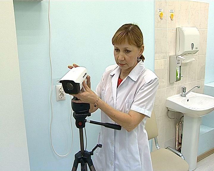 Новое оборудование в детском диагностическом центре