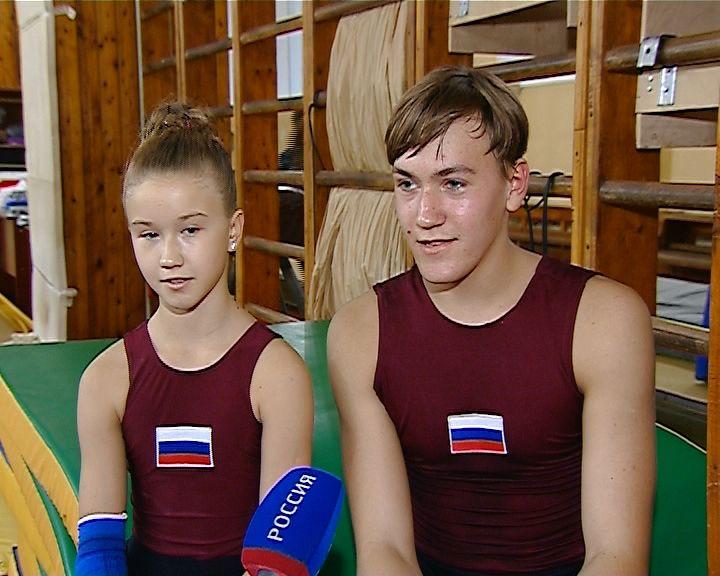 Кировские акробаты взяли золото международных соревнований