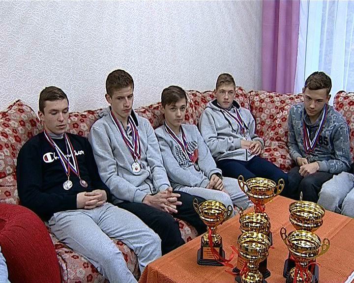 Кировчане стали призерами  спартакиады