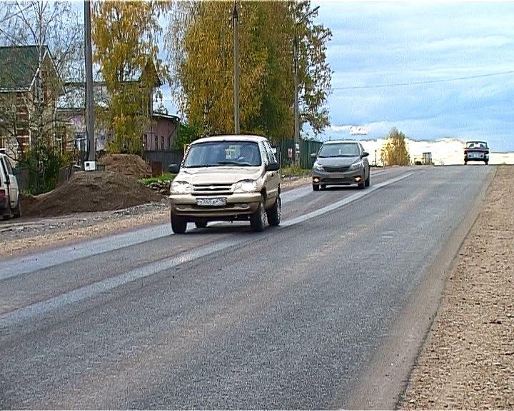 Ремонтные работы на трассе Киров-Русское полностью завершены