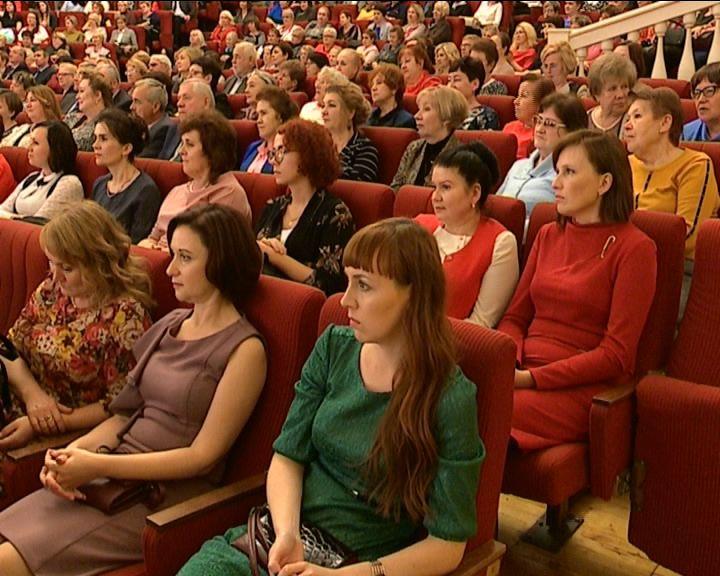 В Кирове чествовали лучших педагогов области