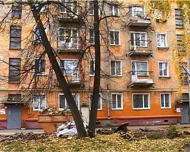 В доме на улице Ленина из-за некачественного капремонта пострадала пожилая женщина