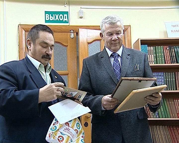 В Кирове вручили литературную премию имени Леонида Дьяконова