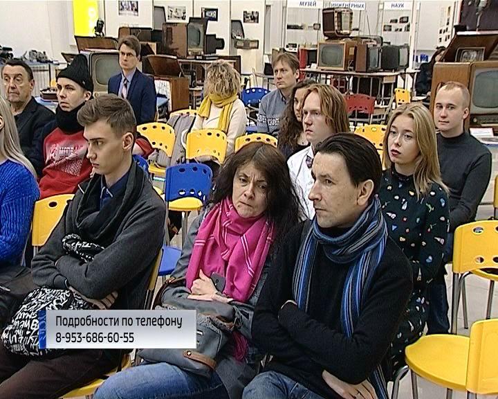 Пообщаться с мэтрами кировского телевидения можно на выставке в Инженериуме ВятГУ