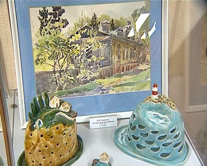 В музее Александра Грина открылась выставка