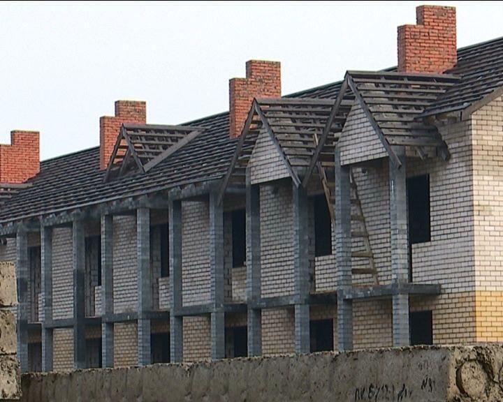 Дольщики из слободы Новое Сергеево по-прежнему не могут въехать в свои квартиры