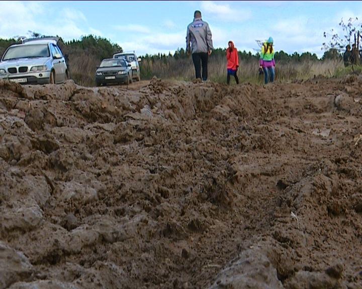 Жители деревни Русское вновь могут остаться без транспортного сообщения