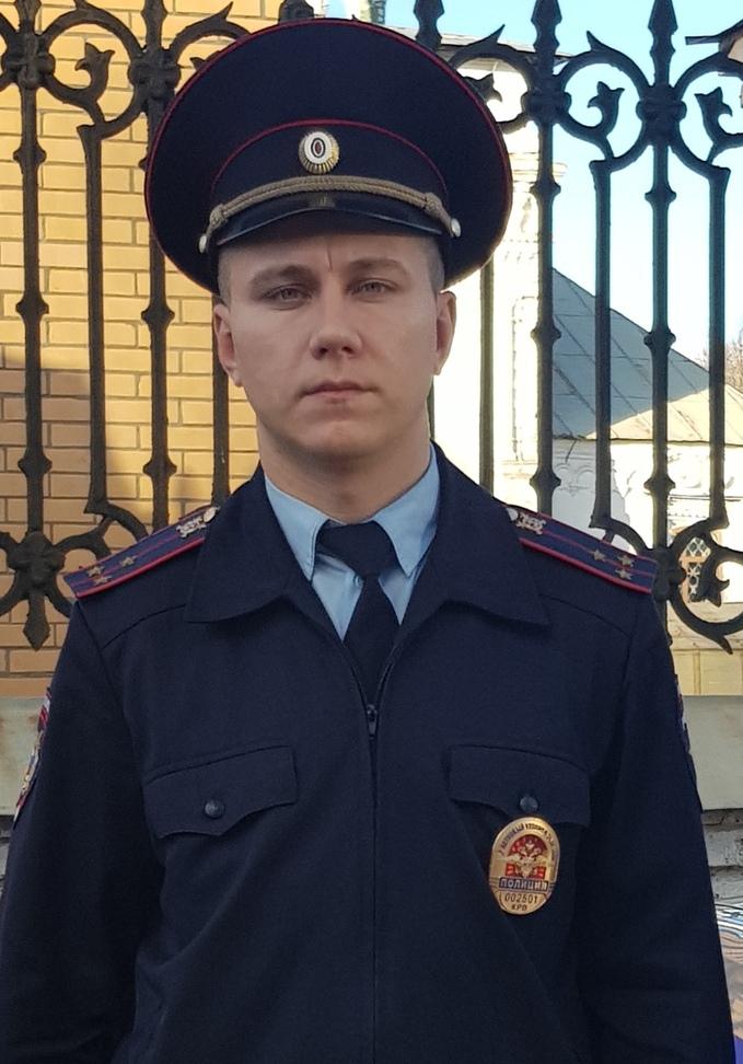 Участковый из Слободского стал финалистом Всероссийского конкурса.