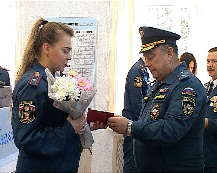Обновленный центр диспетчерской службы МЧС