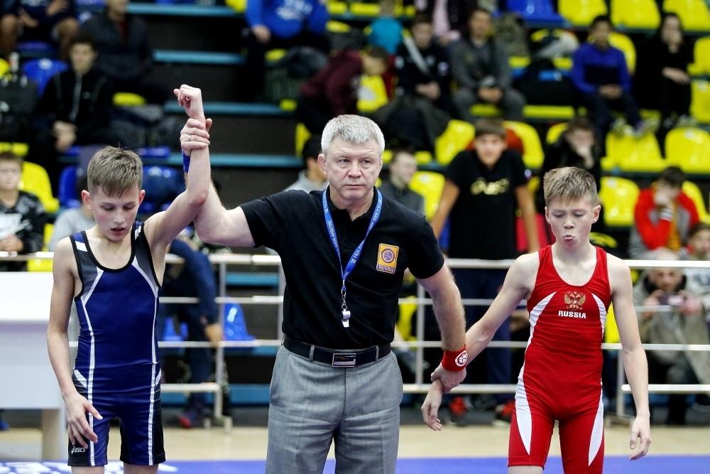Кировский борец выиграл престижные соревнования.