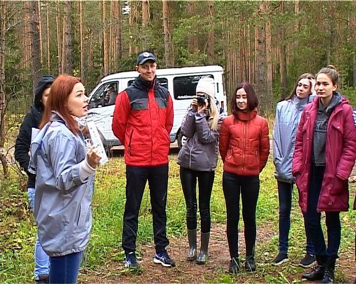 Рейд школы общественных экологических инспекторов