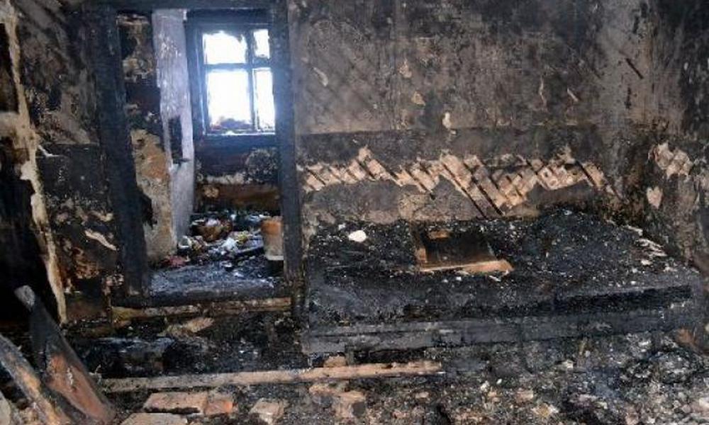 В Кировской области за сутки на пожарах погибли два человека.