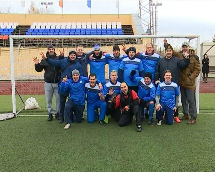 Завершились игры областного Первенства по футболу среди ветеранов