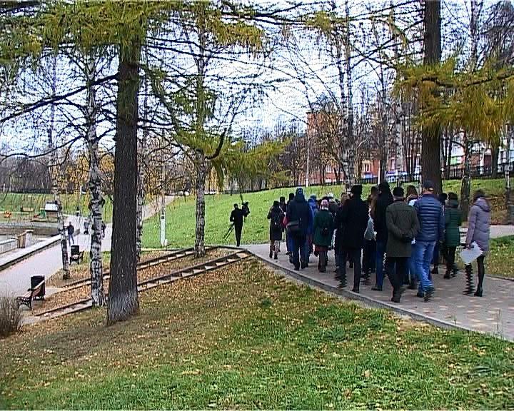 Урбанистический форум. Овраги