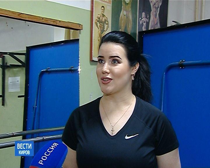 Елена Булдакова единственная в Кировской области девушка боец группы захвата