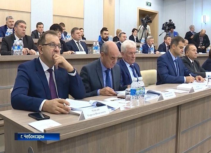 В Чебоксарах состоялось заседание Совета приволжского федерального округа