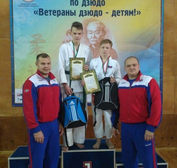 Воспитанники кирово-чепецкой школы дзюдо отличились на межрегиональных соревнованиях.