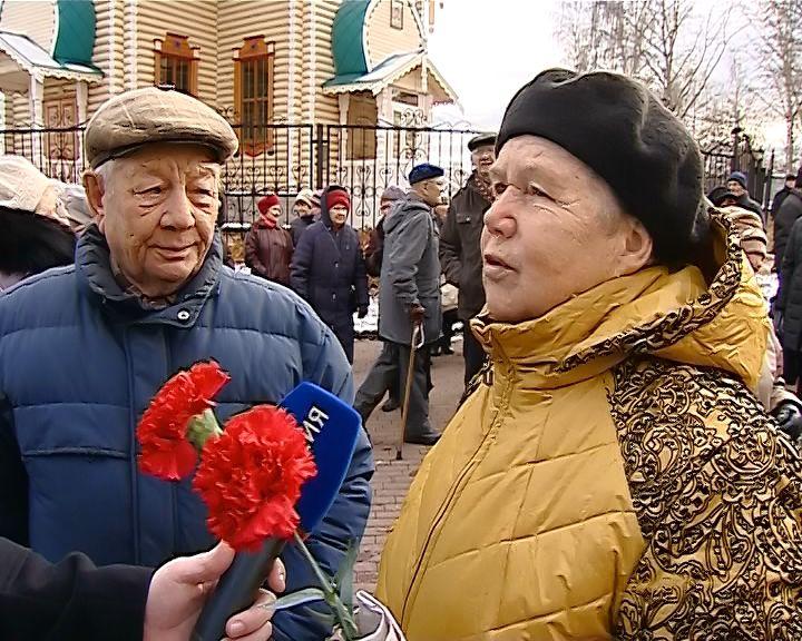 Кировчане почтили память жертв политических репрессий