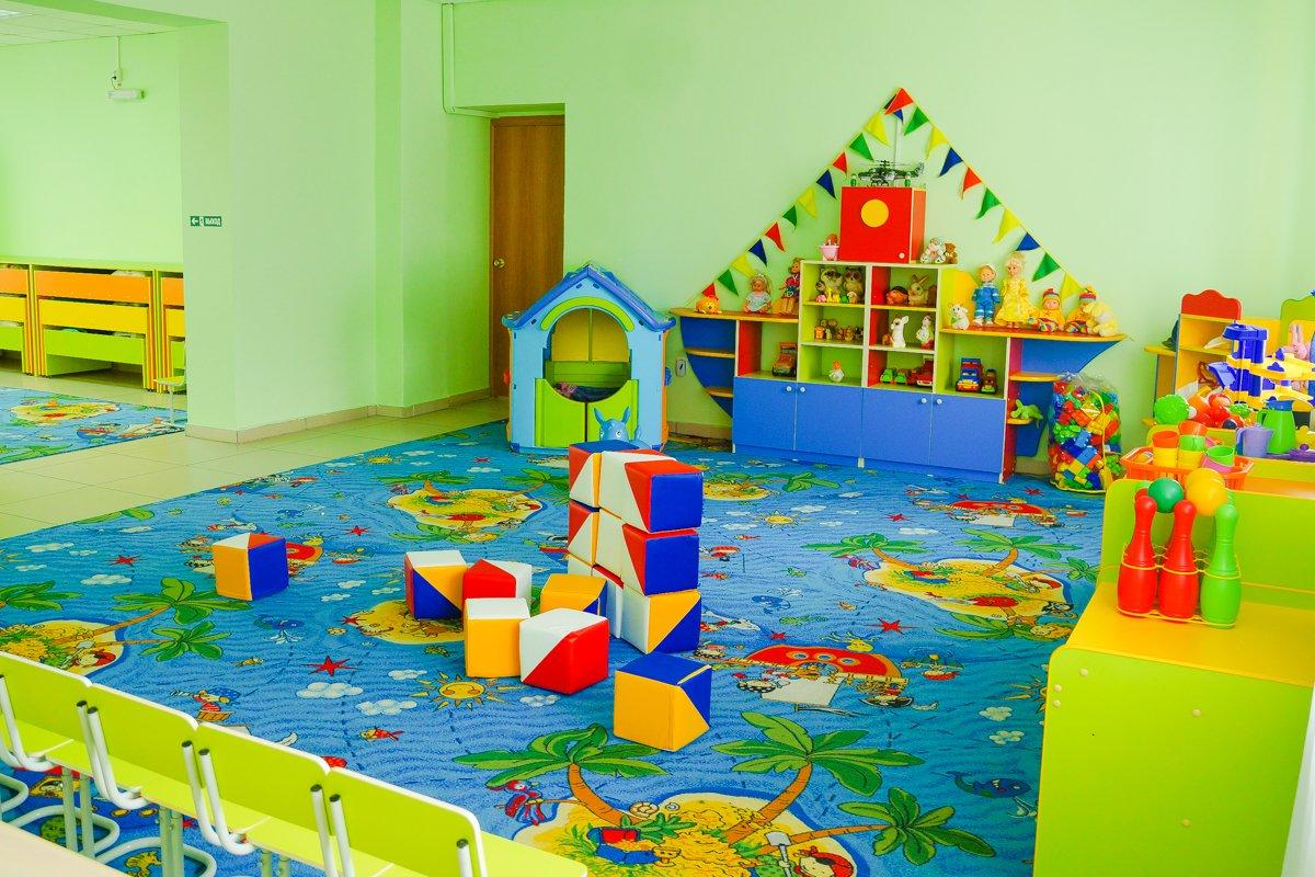 В Кировской области выделили 25 млн рублей частным детским садам.