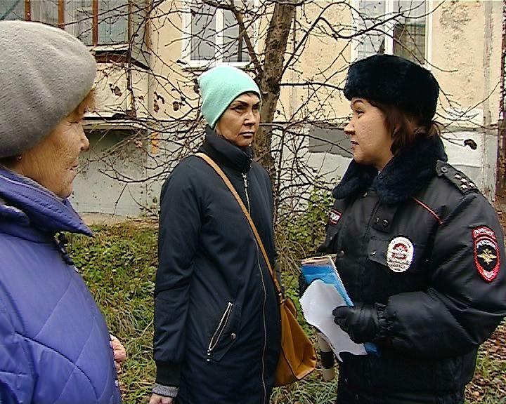 Рейд ГИБДД по улицам города Кирова