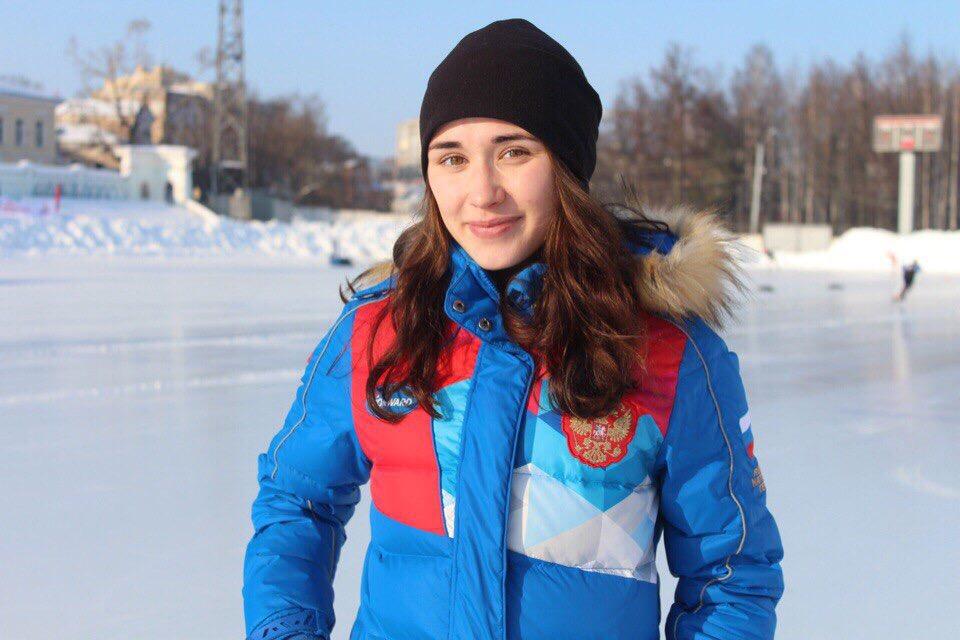 Кировская спортсменка включена в состав сборной России.