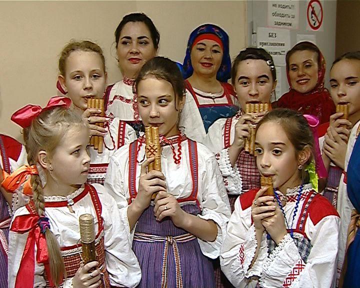 В ОДНТ прошел межрегиональный фестиваль национальных культур