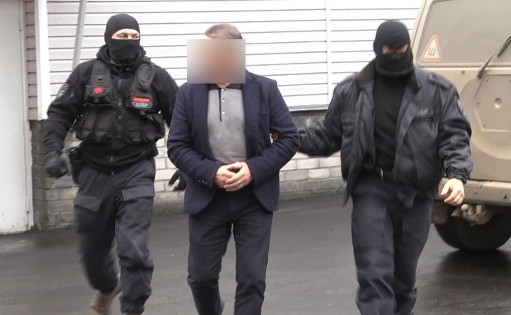 Леонид Яфаркин стал первым подозреваемым по делу о парке Победы.