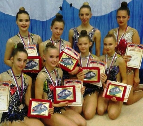 Воспитанницы спортивной школы «Олимпия» отличились на «Заполярных Играх».