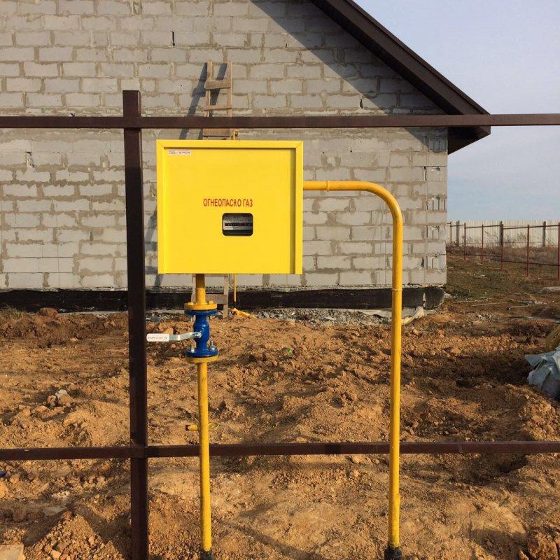 В д. Югрино приступили к завершению ремонтных работ на газопроводе.