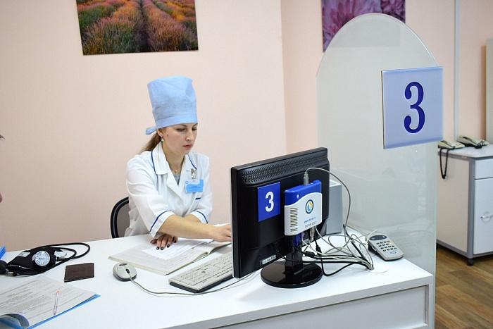 В областном онкодиспансере открылось обновленное приемное отделение.