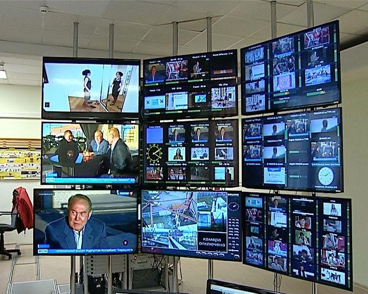 Жители районов области переходят на цифровое телевидение