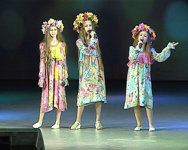 В ОДНТ прошел конкурс юных исполнителей