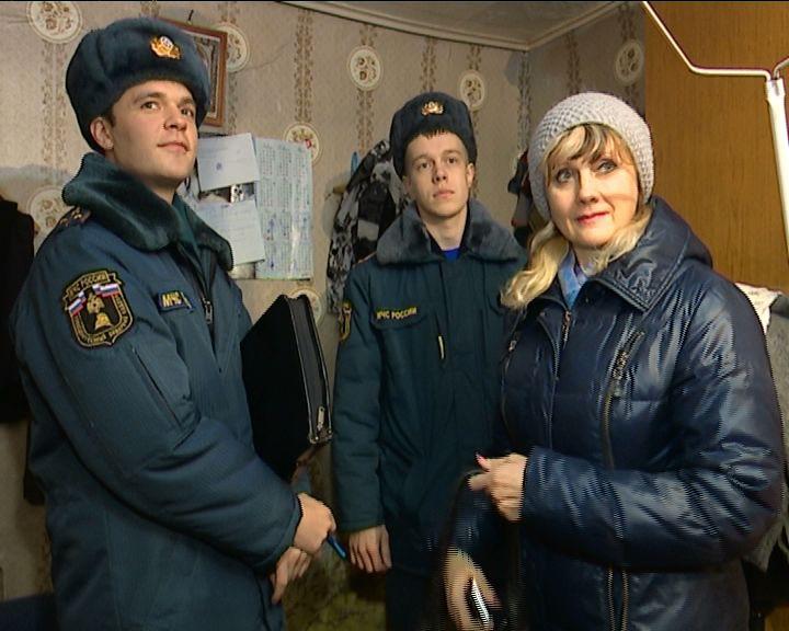 Сотрудники МЧС напомнили многодетным семьям о правилах безопасности